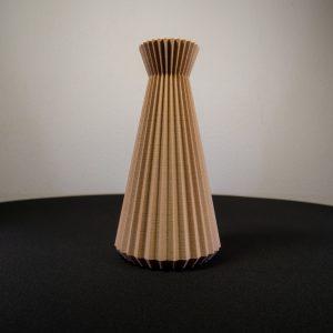 Vase design écologique imprimé en 3D