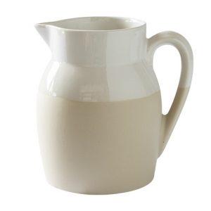 Pichet d'eau – Blanc