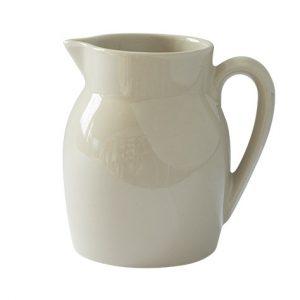 Pichet d'eau et pot à eau de Digoin Manufacture, Grès et poterie de Digoin