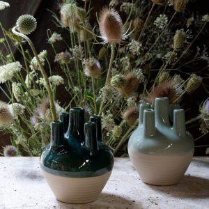 Pique fleurs pour fleurs sécher et fleur fraiche de votre potager, pot de fleur design