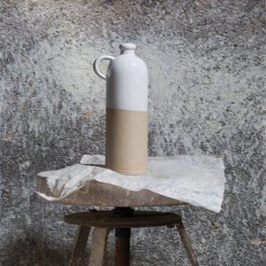 Cruchon à anse – Blanc