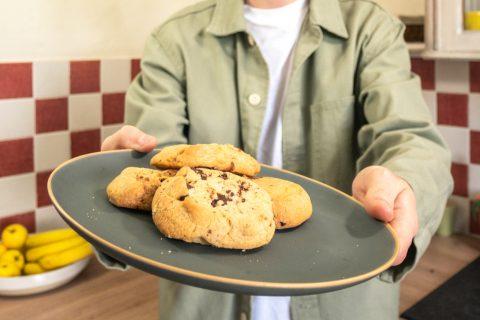 Cookie maison, recette Cyril Lignac chef cuisiner dans ma cuisine