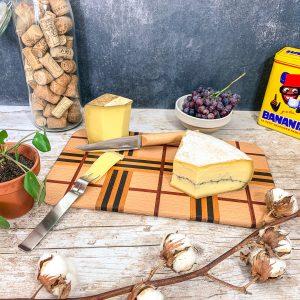 Planche à découper et planche à tapas made in france, fabriquer dans un petit atelier de Charente, entièrement mains et naturel