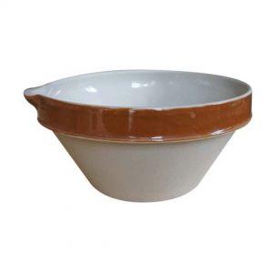 Terrine tradition de Digoin céramique revisité par la Manufacture de digoin avec la collection MD1875