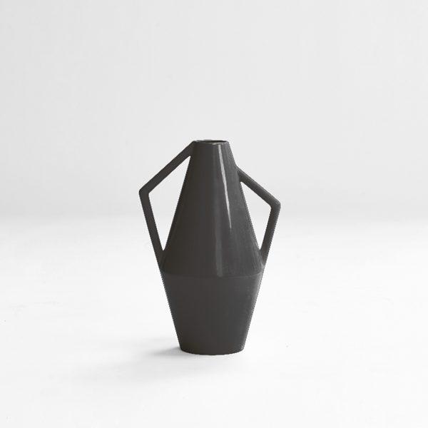 Vase Mikado – Ébène