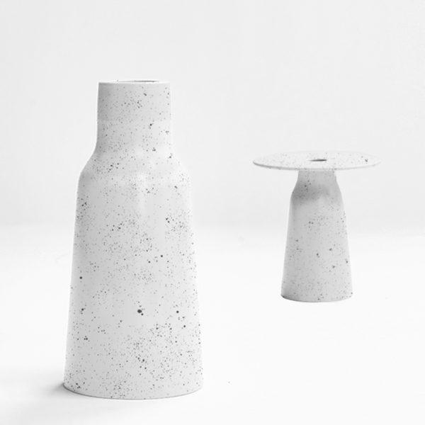 Vase Tandem – Dots