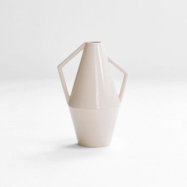 Vase Mikado – Dune brillant