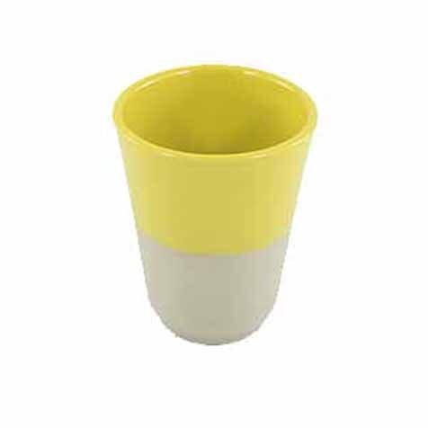 Gobelet – Jaune moutarde